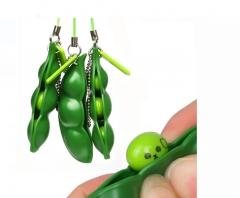 Push Pop It Fidget (3 Green Peace Ring)