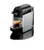 Nespresso PIXIE C61 Sliver Coffee Machine