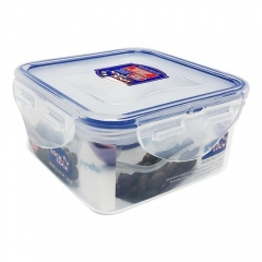 Square Short Food Container 430Ml