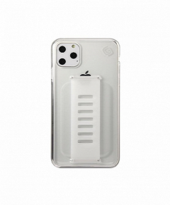 Cover iPhone  11 Pro transparent with handle