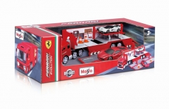 Maisto Fm Ferrari Evolution Hauler