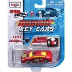 Maisto Burnin Key Cars