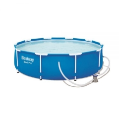 Bway Frame Pool Set 488Cmx84Cm