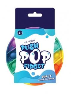 Push Pop It Fidget (Multi Color)