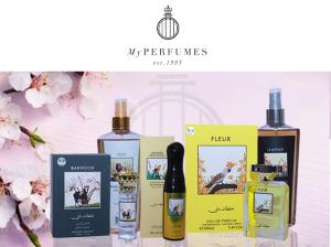 Khaltat My Perfumes