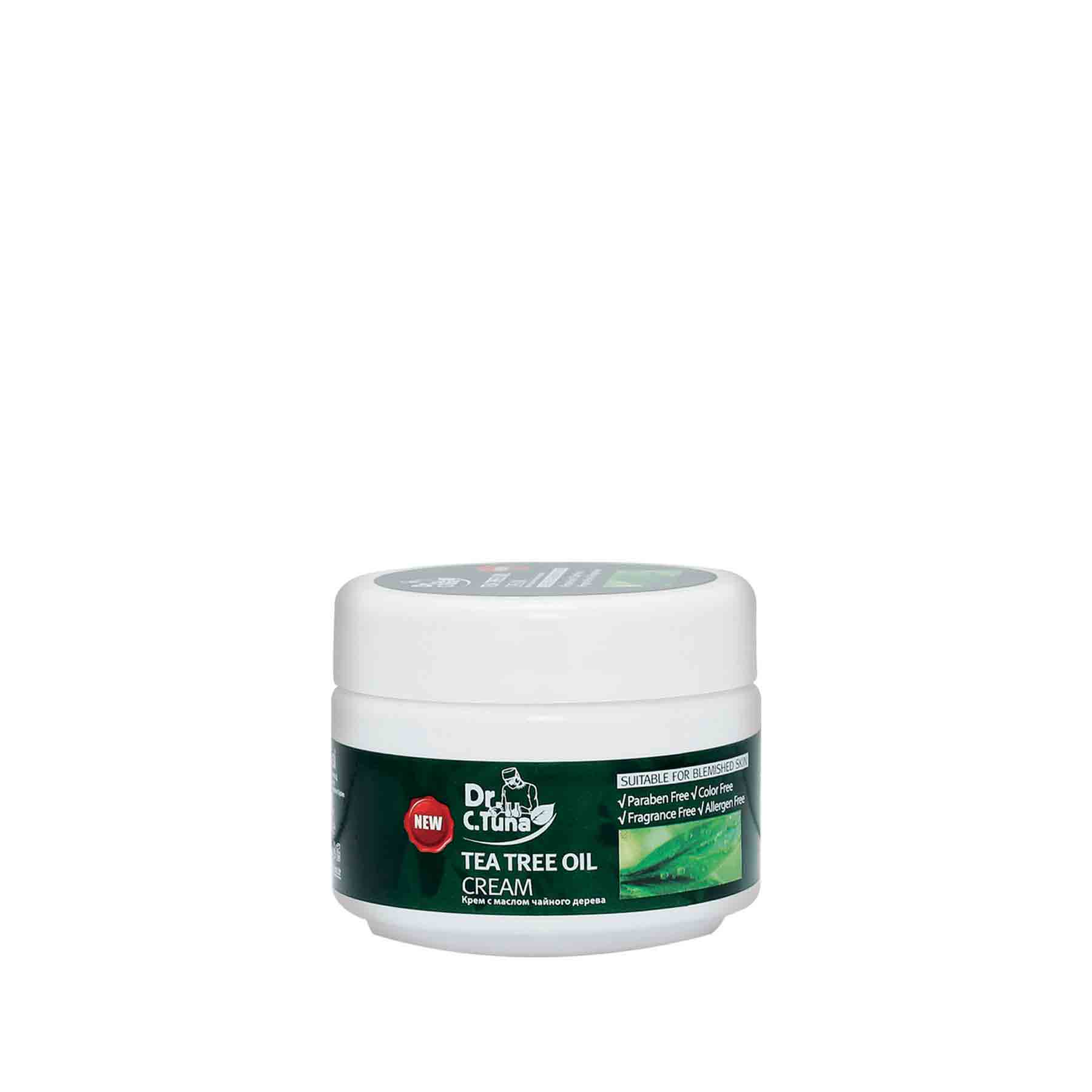 DR C TUNA TEA TREE CREAM 110 ML