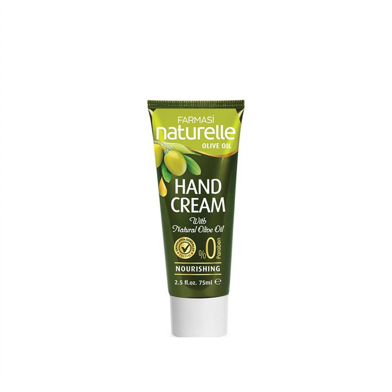 FARMASI NATURELLE OLIVE OIL HAND CREAM 75 ML
