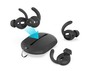 AHA STYLE  Premium Silicone Earhooks Airpods Case Black Pt40
