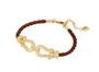 Aigner Bracelet GLD/STO/BRN M AJ67205