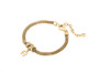 Aigner Bracelet GLD/STO  M AJ83095