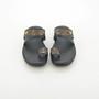 AlKhamis Shoes Boy's Sandals  Black