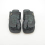 AlKhamis Shoes Men's Sandals  Black