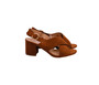 Andarina Ladies High heels 2.5'' - 38 Dark Brown