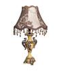Brown Table Lamp ACS016FEB20