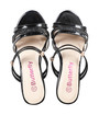 BUTTERFLY Girls Black Sandals -28