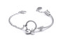 Charriol Bracelet SILVER/STO 06-121-1241-0