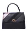 chrisbella Black Ladies Handbag