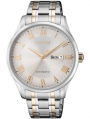 Citizen Men's Automatic with Two-Tone Rose Gold Plating.