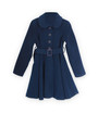 Dark Blue Baby Suit With  Straps - 10 Years