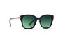 INVU Asia Fit Women's Sunglasses  Z2900A Green