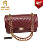 Ladies Handbag Scheilan Firenze Maroon
