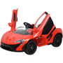Mclaren P1 12V Ride-On Car with Remote Control & Working AC Red