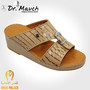 Men Sandal Dr.Mauch 5 Zones 100-111 Beige With Lines-40