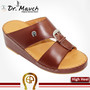 Men Sandal Dr.Mauch 5 Zones 100-111 Brown-40