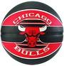 Nba Team Size 7 Rubber Basketball - Chicago Bulls -029321835030