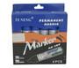 Permanent Marker- 6pcs