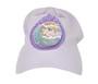 Purple Kids Caps