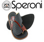 Speroni Black Macao Bordeaux Patent
