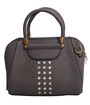 Superbags Grey Ladies Handbag