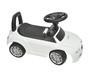 White Baby Push Car