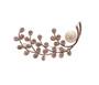 Womens Brooch 6.5 - Silver