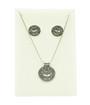 Women's Earrings&Necklace set