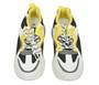 Yellow Women Sport Shoes -35